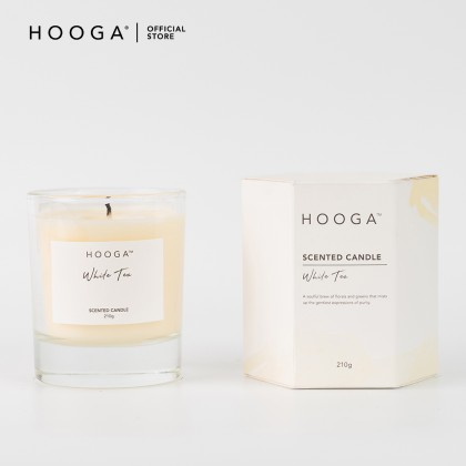HOOGA Gourmand Series Scented Candle