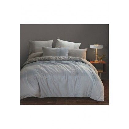 HOOGA Smith Helifax Quilt Cover Set 800Tc